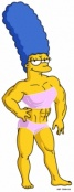 The Simpsons 14x09 : The Strong Arms of the Ma- Seriesaddict